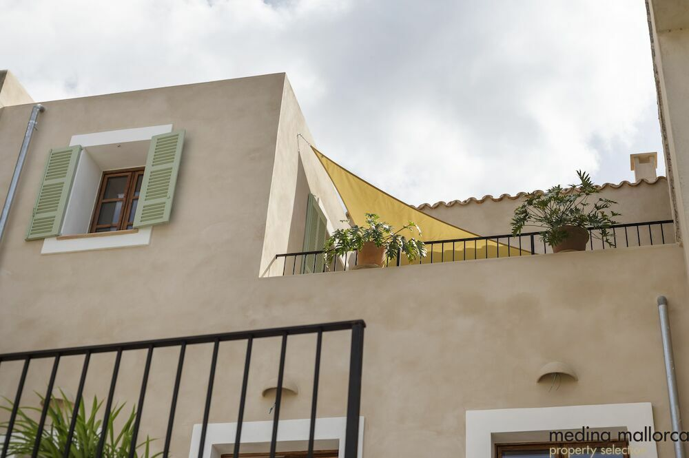 Acogedora casa de pueblo en Costitx medina mallorca 14