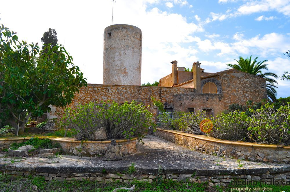Antiguo Molino medina mallorca 2