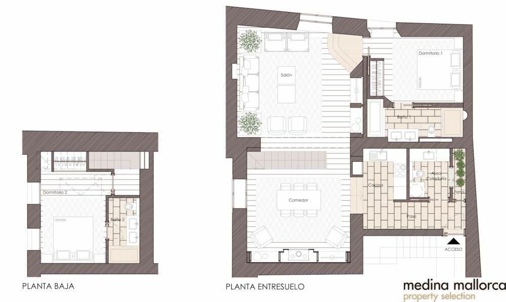 Apartamento a estrenar Palma medina mallorca 4
