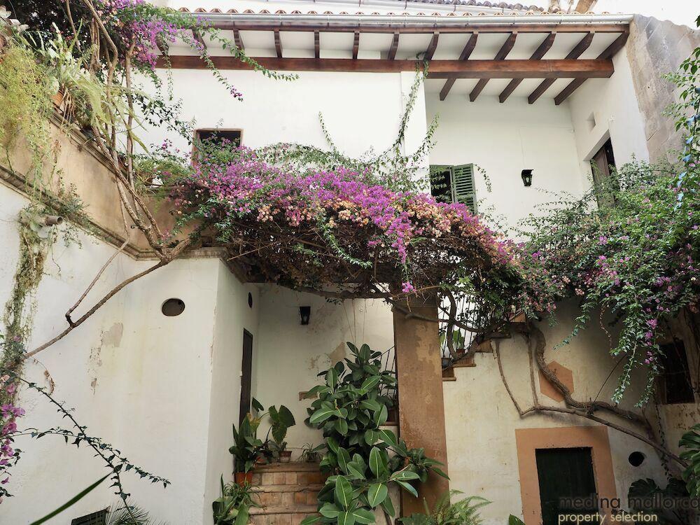 Casa senorial siglo XVI centro Palma medina mallorca 13