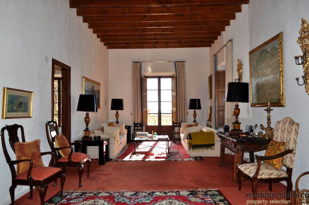 Finca historica cerca de Sant Llorenc medina mallorca 5