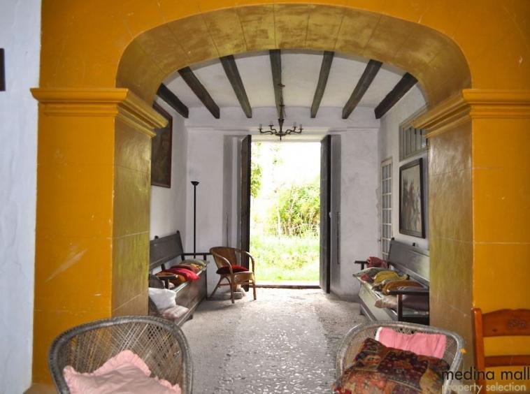 Finca rustica en Puigpunyent medina mallorca 6