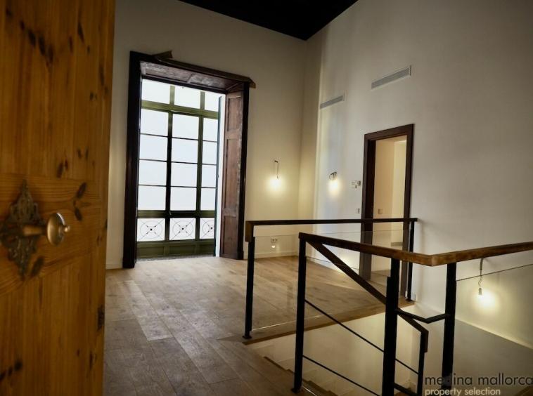 Lujoso duplex en edificio historico de Palma medina mallorca 3