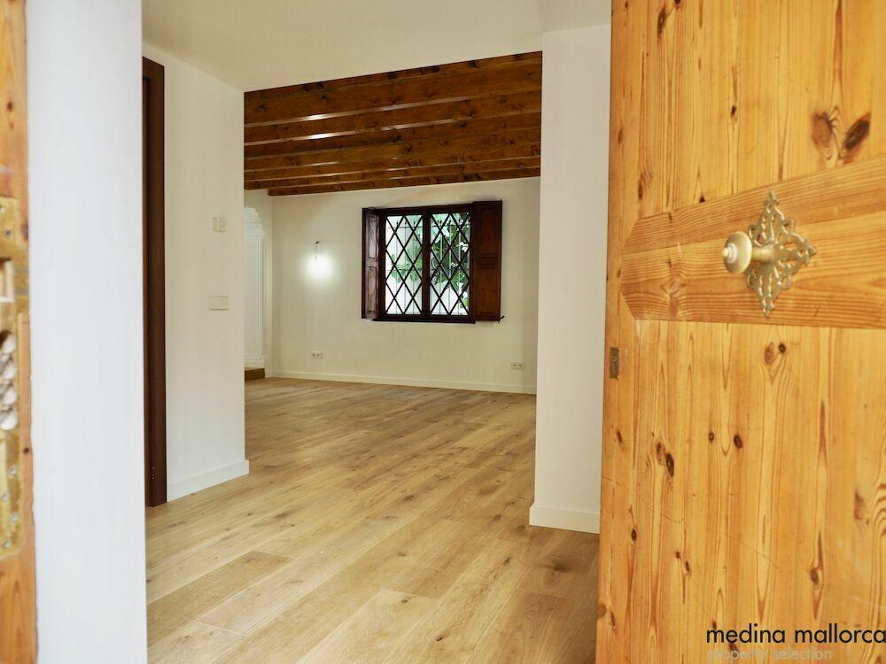 apartamento terraza casco historico medina mallorca 2
