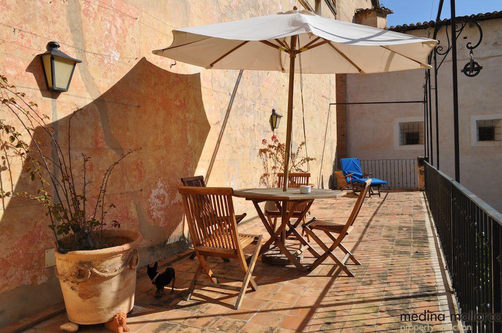 casa senorial con jardin medina mallorca 16