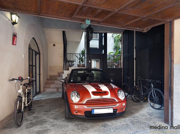 casa senorial reformada atico antiguo medina mallorca 9