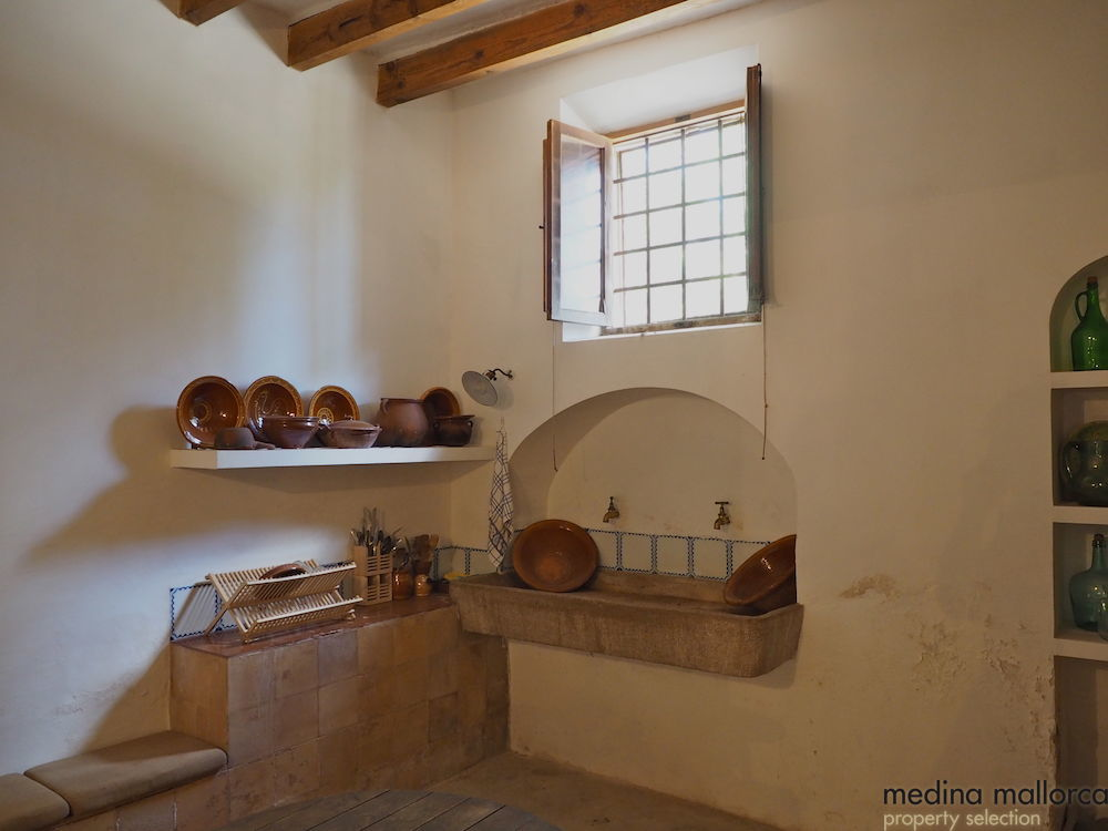 finca historia del siglo xix en Consell medina mallorca 11