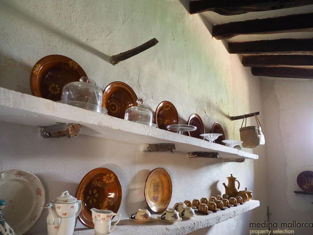 finca historia del siglo xix en Consell medina mallorca 12